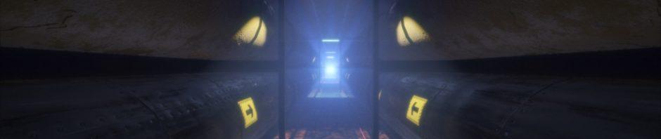 Tunnel scene